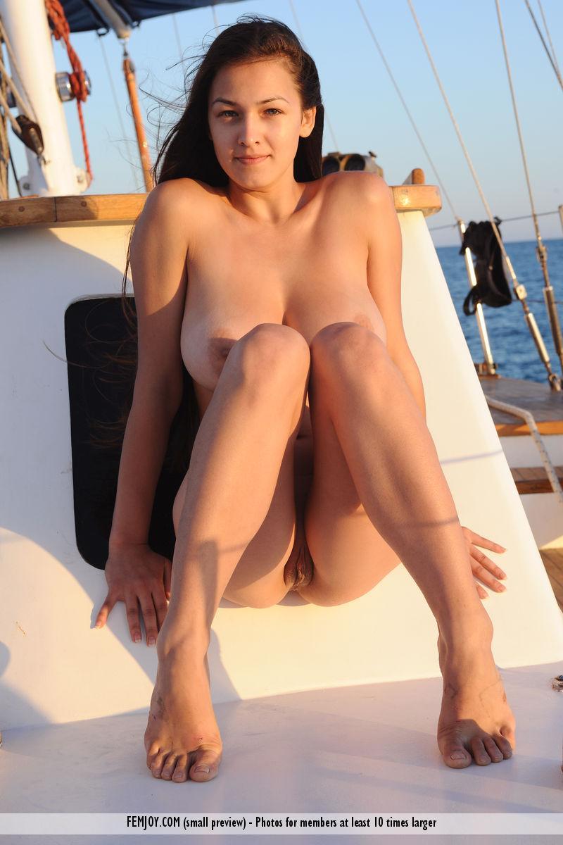 Amazing Yara and her holidays at the sea. Part 2 - 2