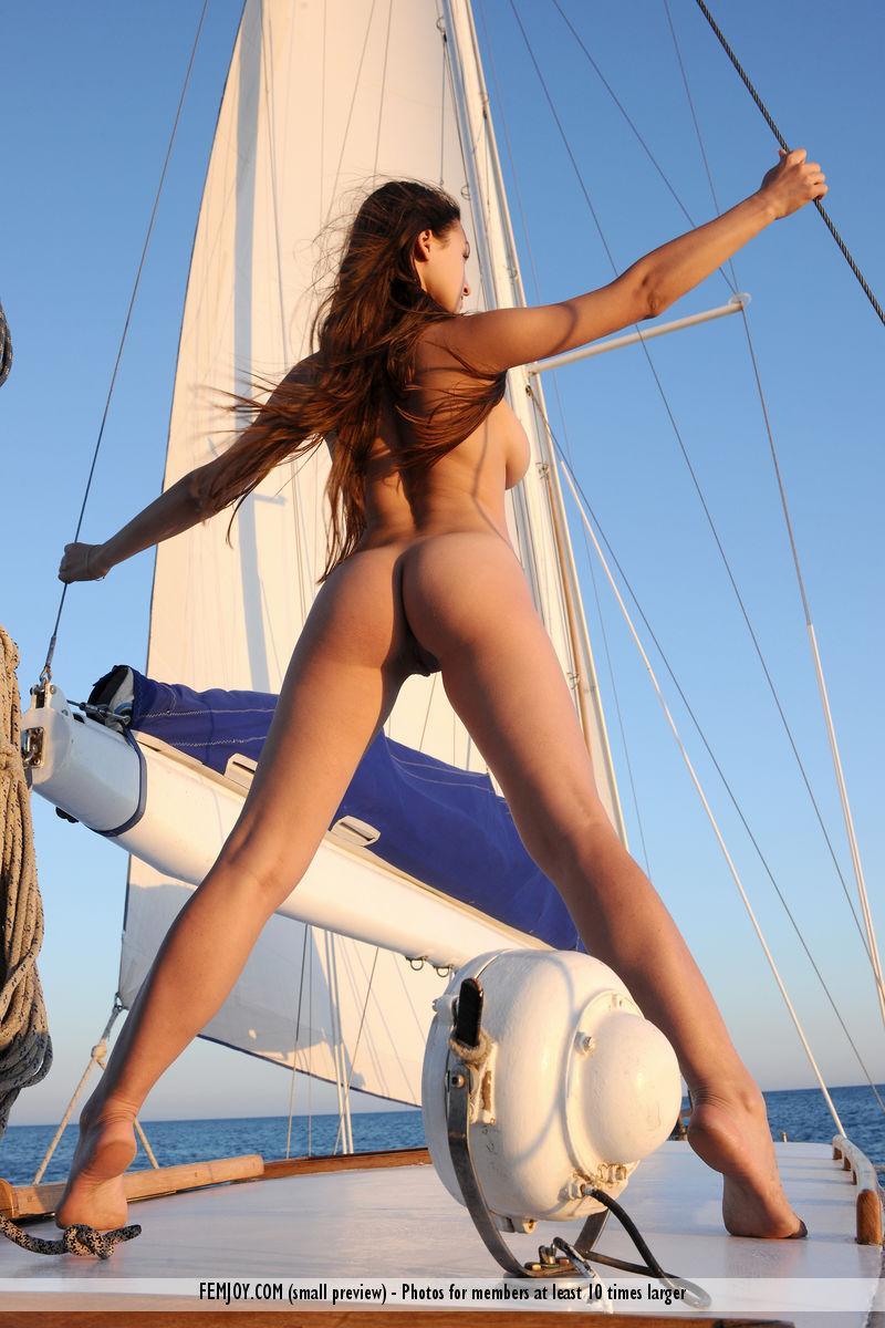 Amazing Yara and her holidays at the sea. Part 2 - 5