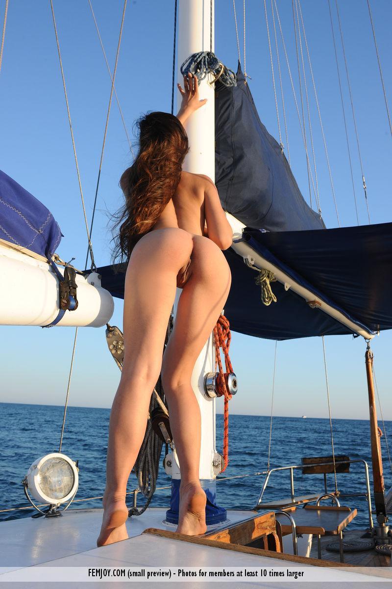 Amazing Yara and her holidays at the sea. Part 2 - 6