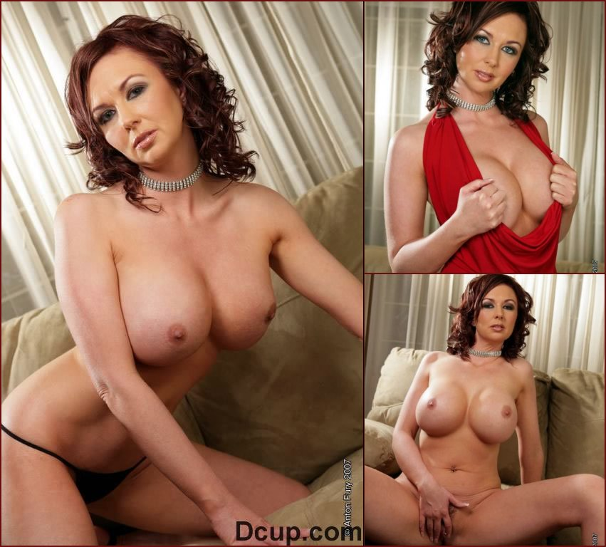 Red-haired MILF with huge boobs - Felony Foreplay - 6