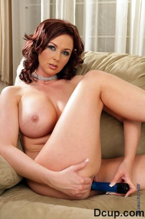 Red-haired MILF with huge boobs - Felony Foreplay - 11