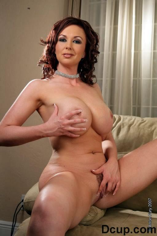 Red-haired MILF with huge boobs - Felony Foreplay - 8