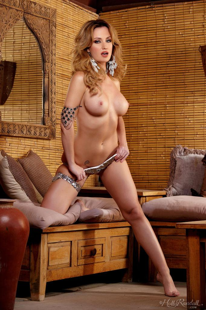 Very sensual Angela Sommers shows amazing body - 6