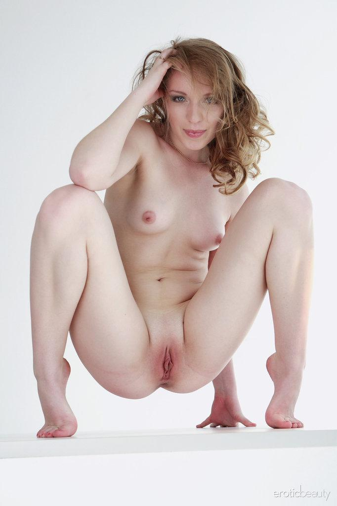 Charming Marianna shows her sweet pussy - 12