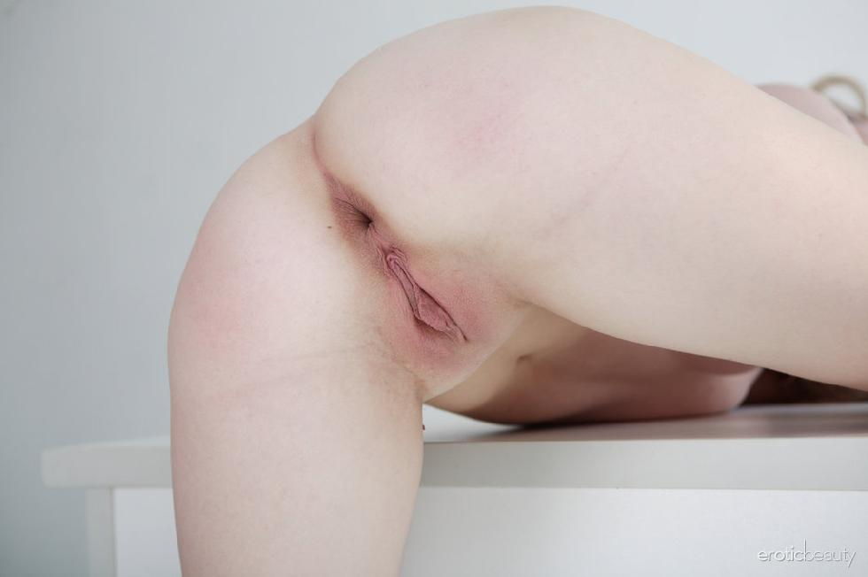 Charming Marianna shows her sweet pussy - 8
