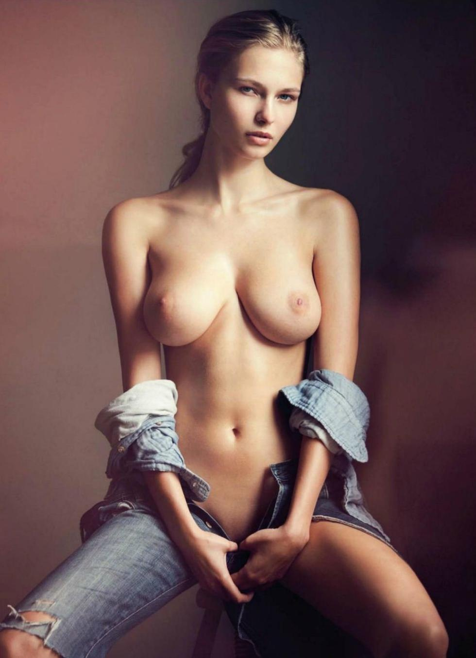 Beautiful chicks with big boobs. Part 10 - 11