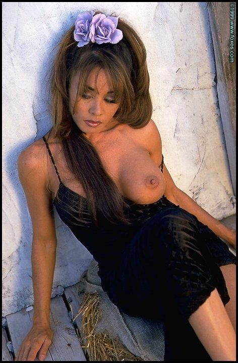 Two galleries with busty Carla Holmes - 5