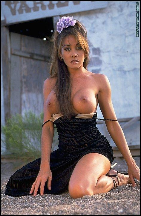 Two galleries with busty Carla Holmes - 8