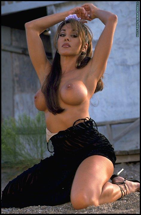 Two galleries with busty Carla Holmes - 9