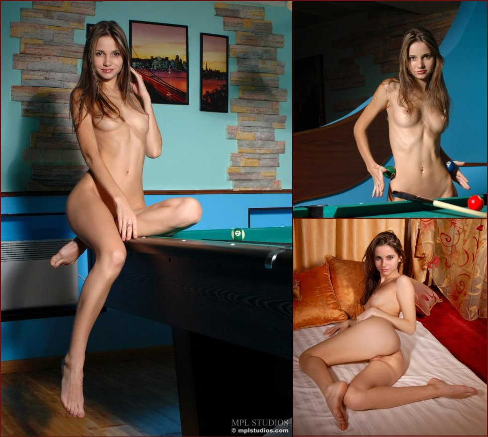 Young Anya loves to pose naked - 84