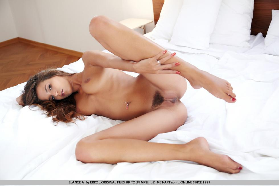 Fantastic Sylvie Deluxe is tempting on the bed - 14