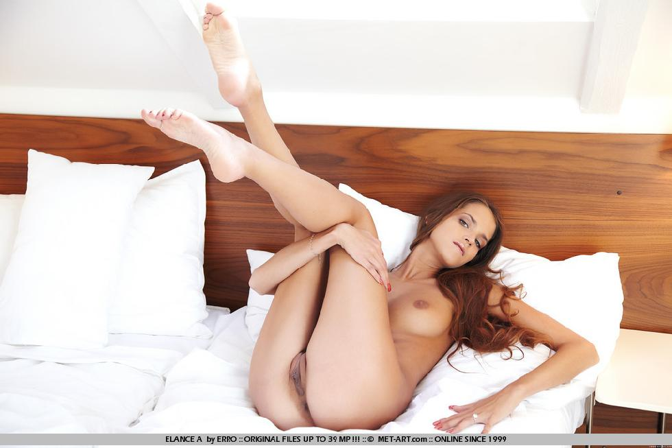 Fantastic Sylvie Deluxe is tempting on the bed - 15