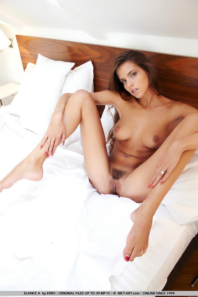 Fantastic Sylvie Deluxe is tempting on the bed - 16