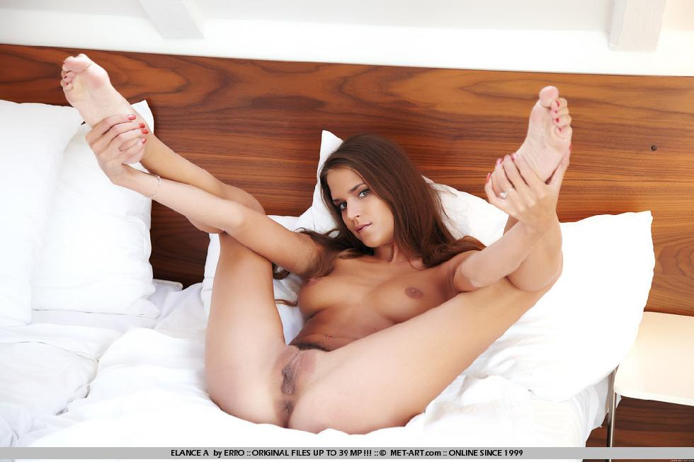 Fantastic Sylvie Deluxe is tempting on the bed - 17