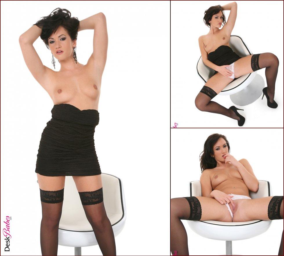Very sexy and horny Tess Lyndon - 42