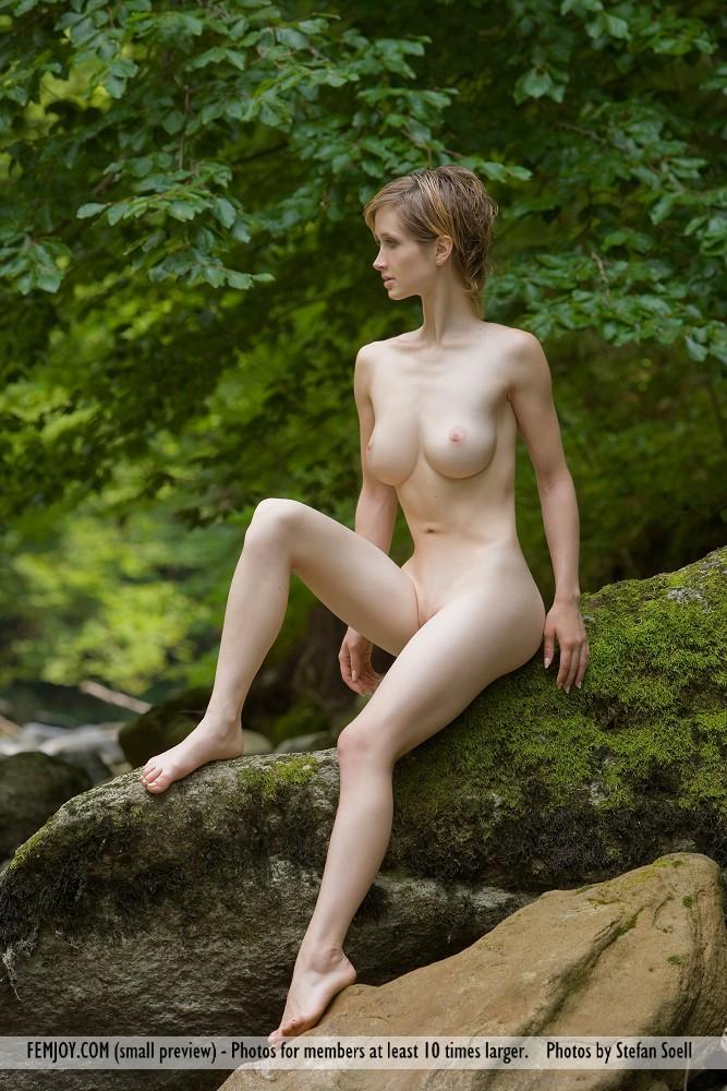 Busty beauty with short hair - Silke - 11