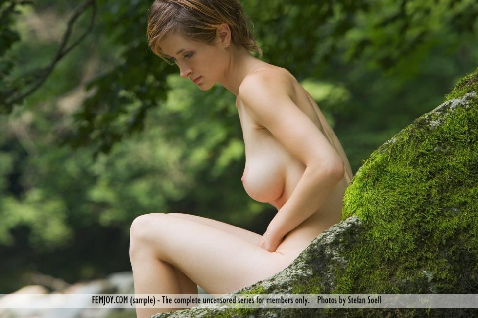 Busty beauty with short hair - Silke - 12