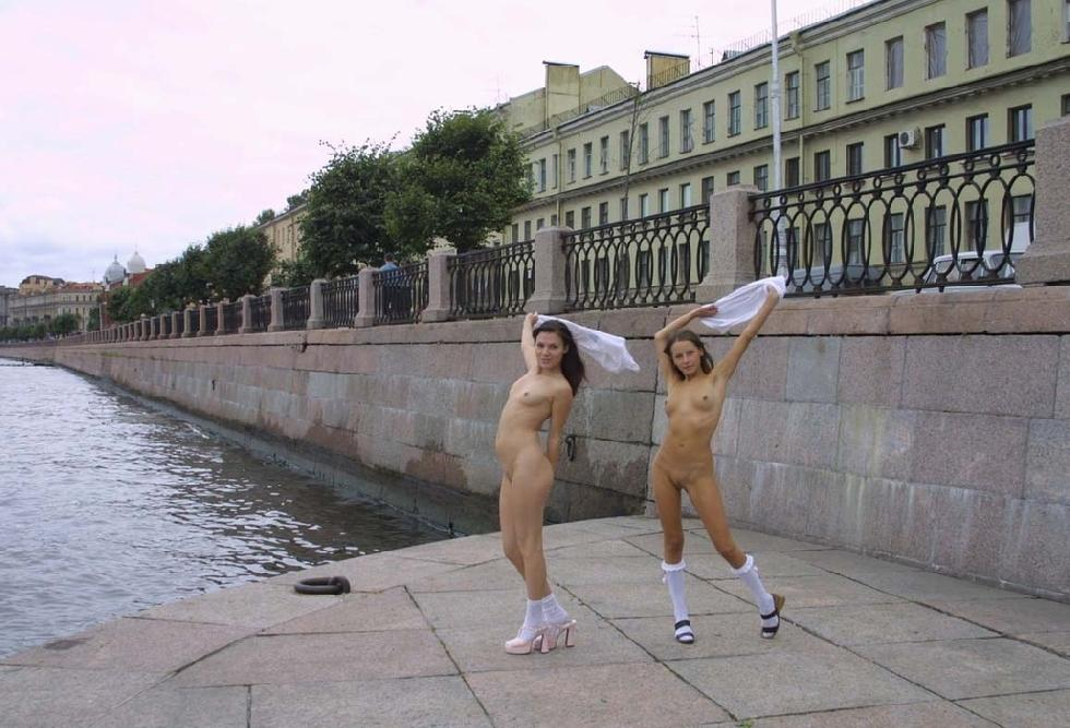 Two young and sexy nudists - 3