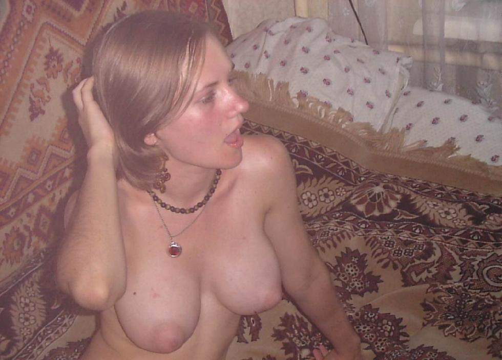 Pretty amateur with perfect boobs