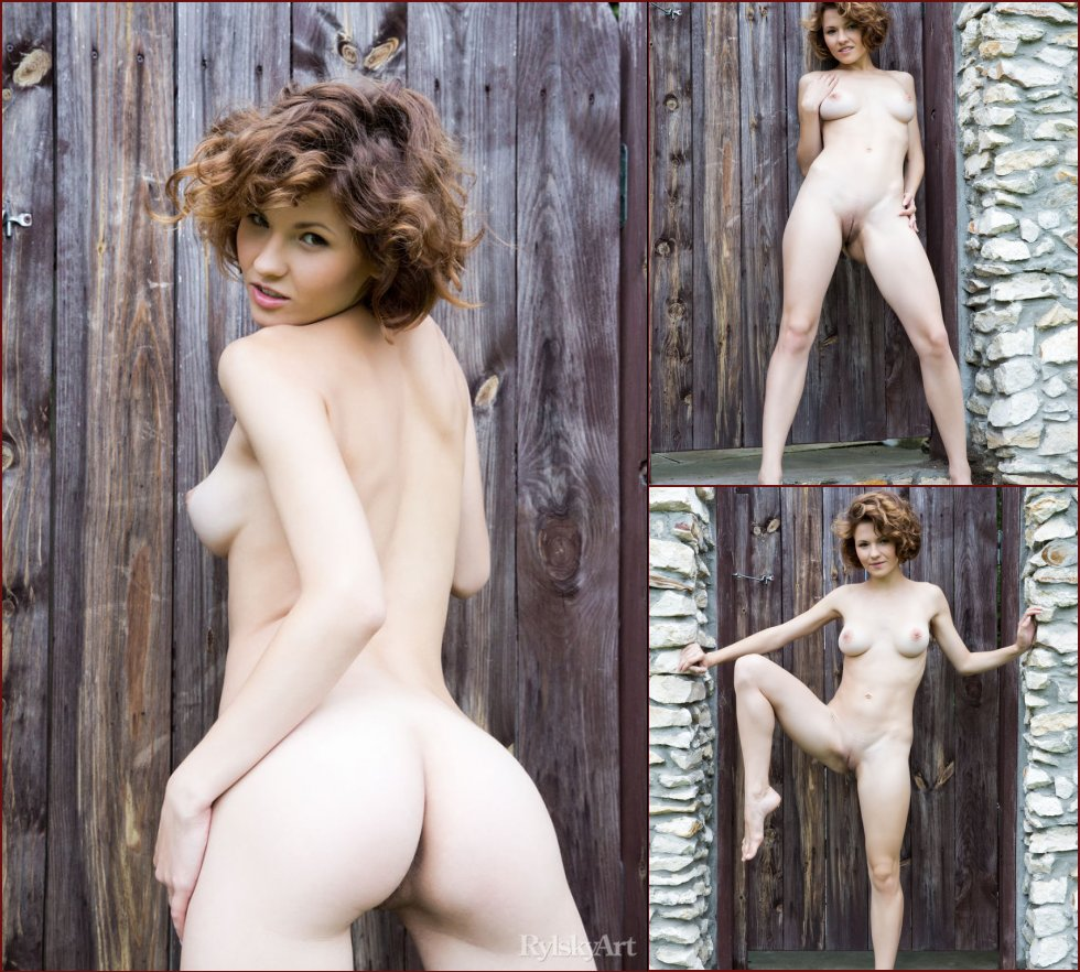 Naked Walda shows pretty ass - 79