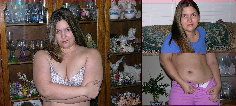 Plump Latina is showing her big ass - Phoenix - 40