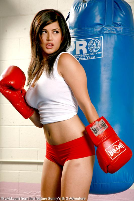 The best fighter Sunny Leone - 1