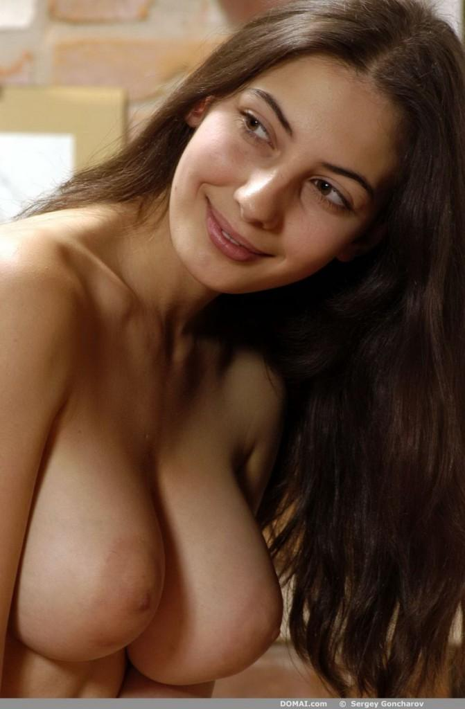 Naked girl with amazing breasts - Angela part 2 - 2