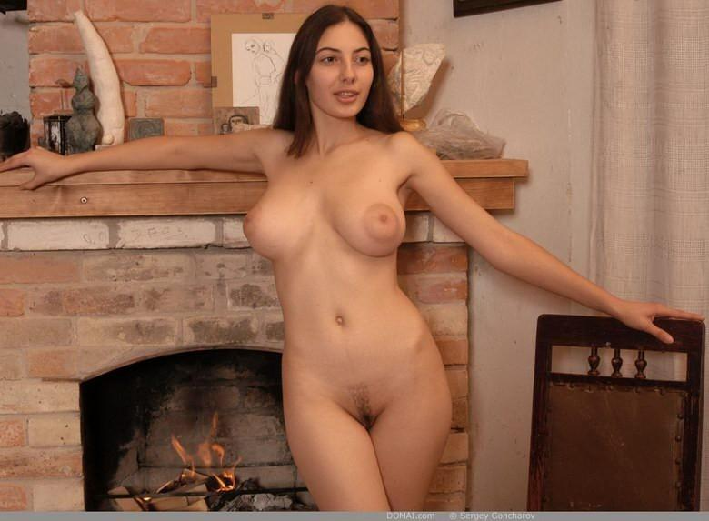 Naked girl with amazing breasts - Angela part 3 - 11