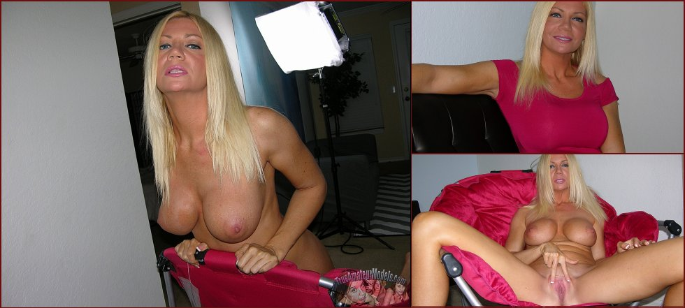 Busty MILF with sweet pussy - Christina - 26
