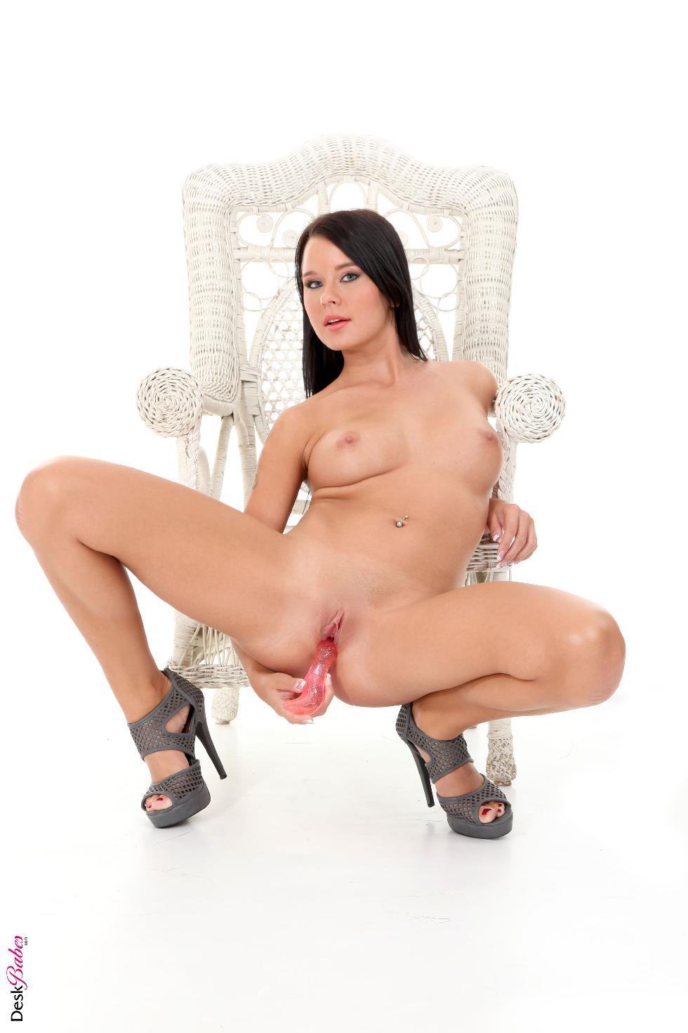 Sexy Mia Manarote and her pink pleasure - 13