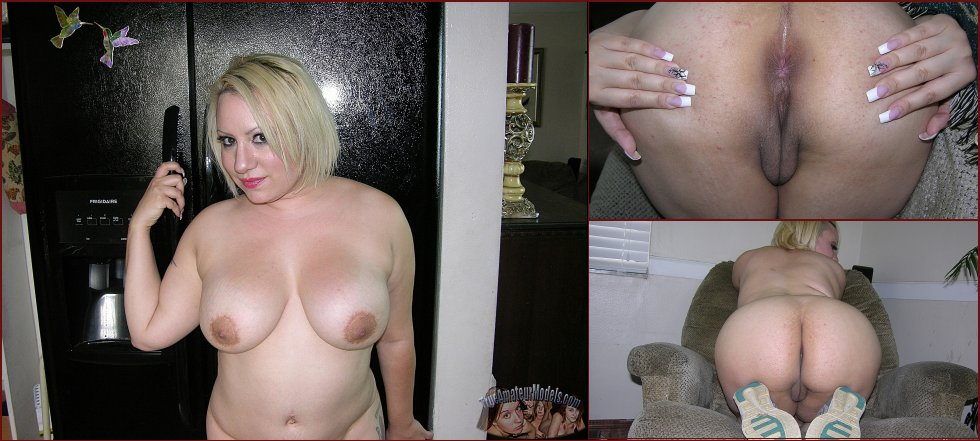 Scarlett is showing her big atuts. Part 2 - 2