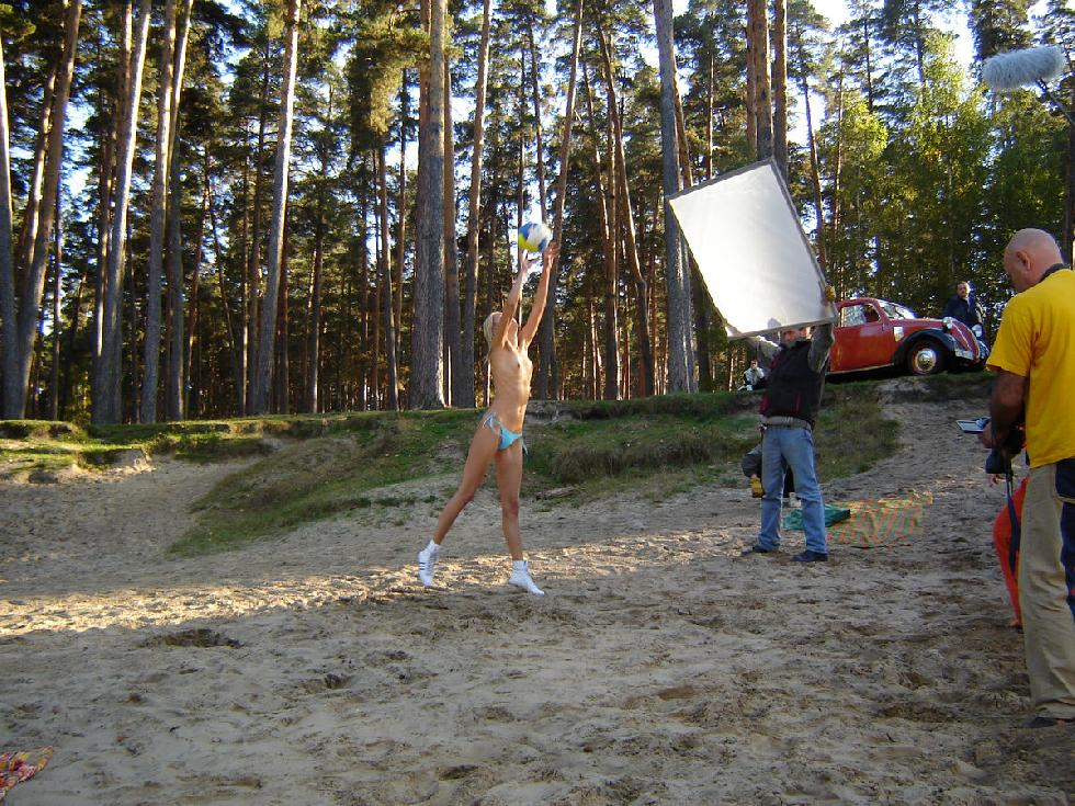 Amateur photoshoot in Russia. Part 8